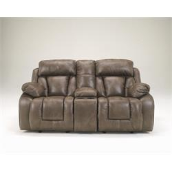 Glider REC Loveseat w/Console 42200 Image