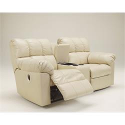 DBL REC PWR Loveseat w/Console 29002 Image