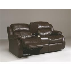 Double Rec Loveseat w/Console 22200 Image
